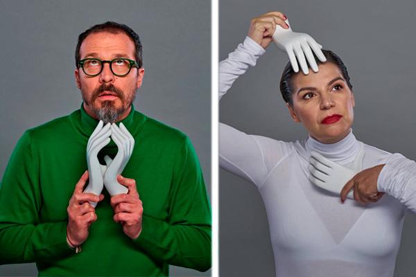 Los actores Fele Martínez y Mónica Regueiro nos hablan de la obra con la que aterrizan, el sábado 28 de septiembre, en el Teatro del Bosque de Móstoles