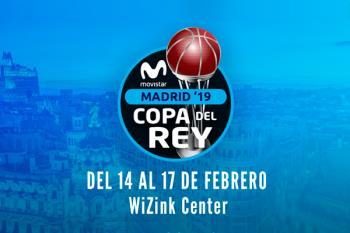 Este fin de semana Madrid acogerá el torneo Rey del baloncesto español en el Palacio de Deportes