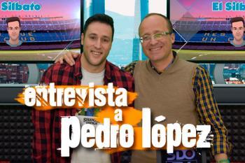 Entrevista con Pedro López