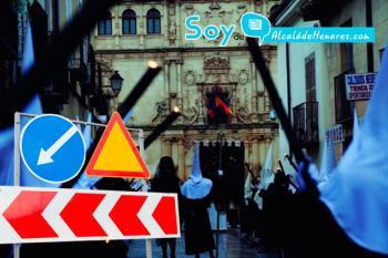 La Policía de Alcalá de Henares comunica los dispositivos de movilidad, circulación y de estacionamiento para esta festividad de 2019