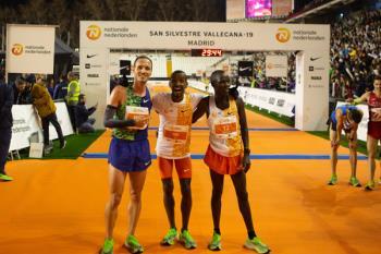 La victoria fue a parar al belga Bashir Abdi, mientras que el toledano fue tercero
