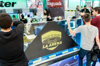 La Arena eSports del centro comercial de Madrid, acoge el torneo del mítico videojuego