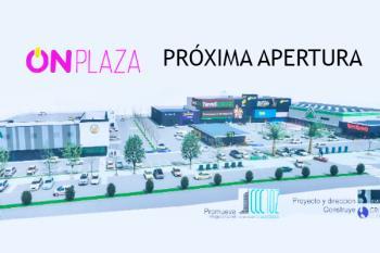 El centro comercial On Plaza contará con estos dos nuevos establecimientos junto a un Mercadona, Norauto, MCFIT, TGB, Tedi y Tiendanimal