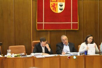 La oposición voto en contra de los presupuestos presentados por el Gobierno Local