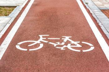 En total, nuestra ciudad suma 13,4 kilómetros de carril bici