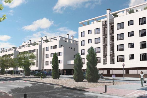 Torrejón de Ardoz ha sorteado un total de 61 viviendas