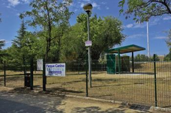 Situados en los parques Zarzuela y Fresnos y, además, amplia las áreas caninas existentes