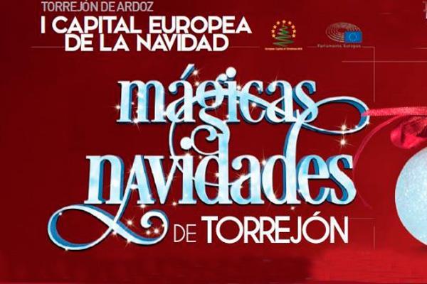 Ya conocemos el programa de las Mágicas Navidades de Torrejón
