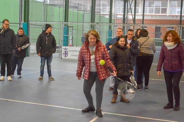 Torrejón se encamina a un tenis más inclusivo