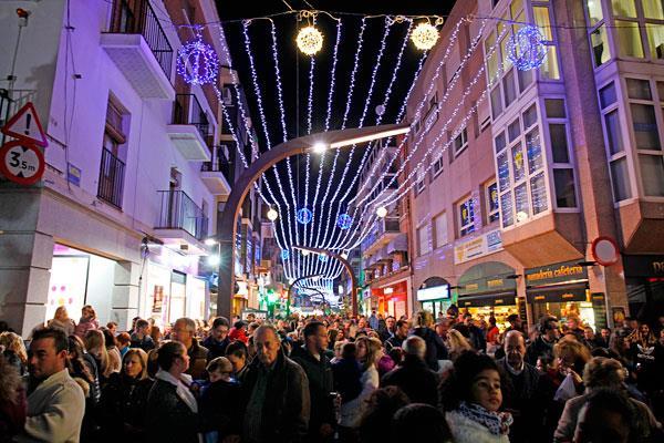 """Torrejón premiará a los clientes que realicen sus compras en el comercio en la campaña """"De compras por Torrejón en las Mágicas Navidades"""""""