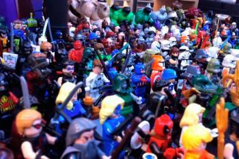 El Mercado del Juguete invade Fuenlabrada este fin de semana