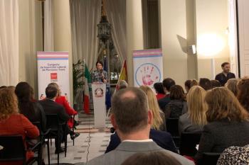 La cámara de comercio italiana y la Agencia para el empleo de Madrid fomentan el empleo entre el colectivo LGTBI