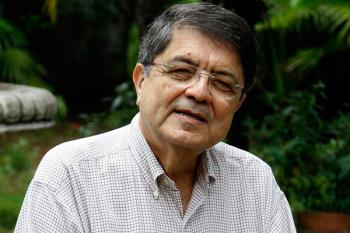Sergio Ramírez, galardonado en esta edición, ha dedicado su discurso a los nicaragüenses, tras las manifestaciones que se han saldado con 30 muertes