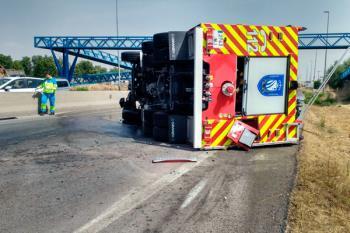 La Policía Local de Fuenlabrada se hará cargo de la investigación de las causas del accidente