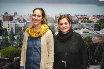 Melania Arias e Isabel Ramos, vecinas de Villa, nos presentan su cafetera humanitaria, 'Share a Coffee For'