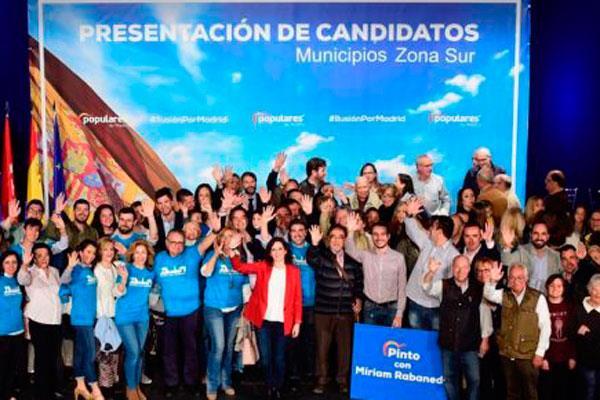 Un carril bus VAO es la propuesta del PP si gana las elecciones autonómicas