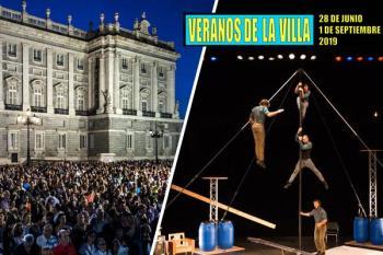 Música, baile y un espectáculo circense para el penúltimo fin de semana