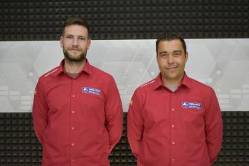 El fuenlabreño Daniel Cesteros y el piloto de Lozoyuela, Francisco del Pozo, participarán con un camión Pegaso del año 1994
