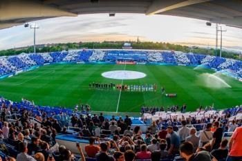 El CD Leganés plantea un plan para construir 2.000 plazas de aparcamiento y una residencia para sus futbolistas