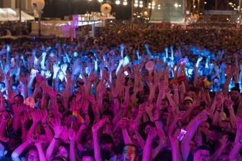Se cierra una edición con más de 380.000 personas y más de 100 actos