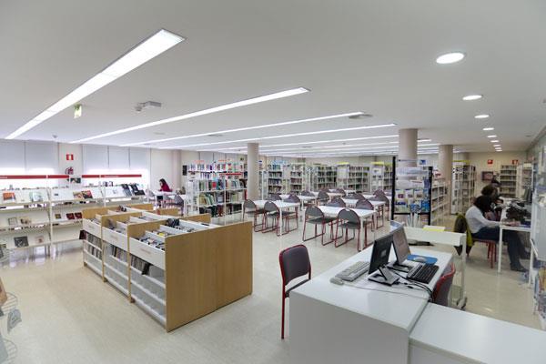 Un solo carné para las Bibliotecas Municipales de Sanse y las del resto de la Comunidad