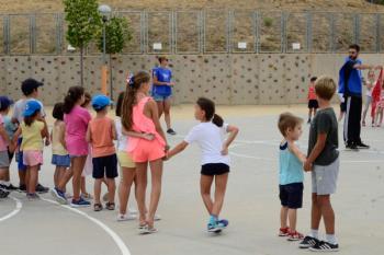 La actividad se ha desarrollado los meses de julio y agosto en el colegio Teresa Berganza