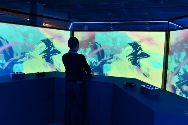 Un viaje al centro de mundo del videojuego