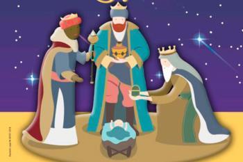 Sus Majestades llegarán al distrito de Tetuán mañana, 4 de enero y repartirán 500 kilos de gominolas
