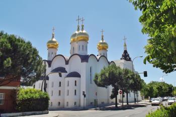 El patriarcado de Moscú ha fijado la sede de su diócesis en la Gran Vía de Hortaleza