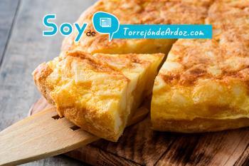 Este domingo 3 de febrero los torrejoneros celebramos nuestro Día de la Tortilla
