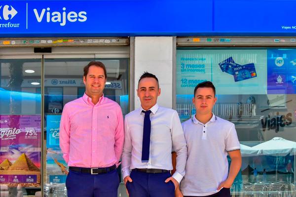 Desde 'Carrefour Viajes' trabajarán para convertirse en un referente dentro de la ciudad