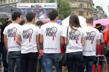 MyGWork te conecta con otras empresas para fomentar las relaciones profesionales