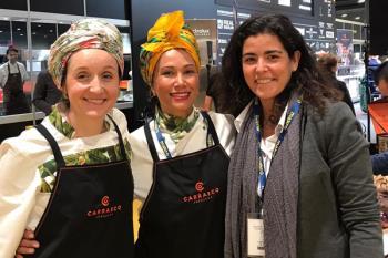'Amasa' elabora uno de los 'panes perfectos para acompañar el jamón'