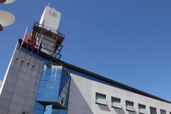 La placa se colocará en la fachada del Ayuntamiento de Getafe