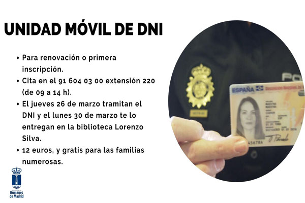 El equipo se ubicará en la Biblioteca Municipal Lorenzo Silva el 27 de marzo
