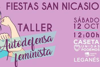 Tendrá lugar durante las Fiestas de San Nicasio, el día 12 de 12:00 a 13:00 horas