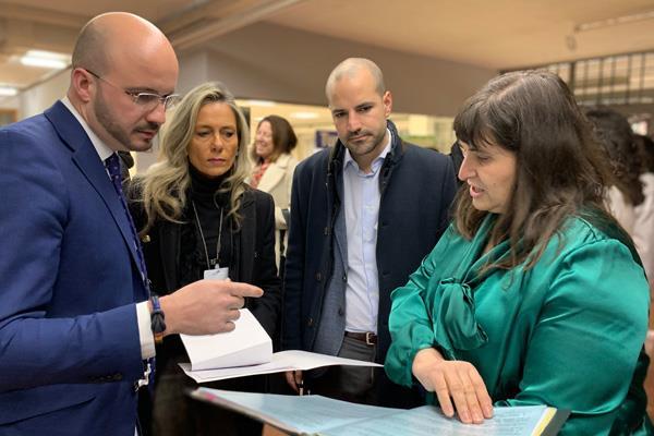 Ustarroz manifiesta su apoyo a los emprendedores