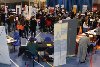 Villaviciosa de Odón se convirtió en punto de encuentro de las mejores universidades del mundo