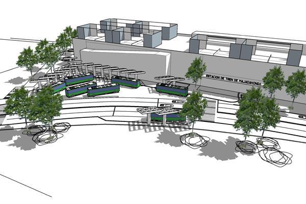 VOX exigirá a ADIF la gratuidad del aparcamiento de la estación de Renfe