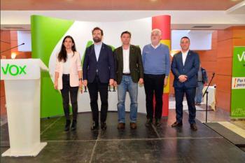 Rocío Monasterio e Iván Espinosa presentaron las propuestas de la formación