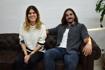 Andrés Suárez y Elvira Sastre nos hablan de