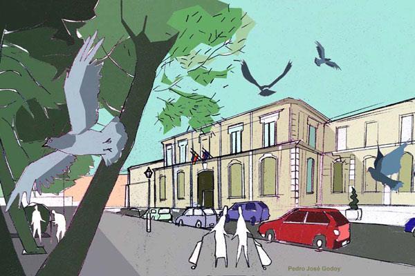 Vecina denuncia la contaminación acústica en nuestro municipio