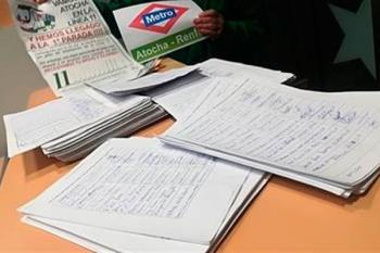 Los ciudadanos han recogido más de 10.000 firmas con el objetivo de ampliar la citada línea hasta Atocha