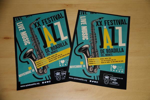 Veinte años de Jazz, veinte años de cultura en Boadilla
