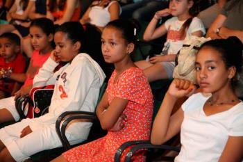 La Asociación Rio de Oro y la Parroquia Nuestra Señora de Belén llevan realizando este programa casi 25 años