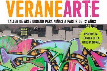 Alcalá ofrece un taller de arte urbano en junio y julio