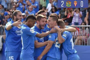 Una nueva victoria de equipo azulón que le mantiene en la parte alta