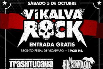 El festival de rock llega a Vicálvaro con entrada gratuita el 5 de octubre