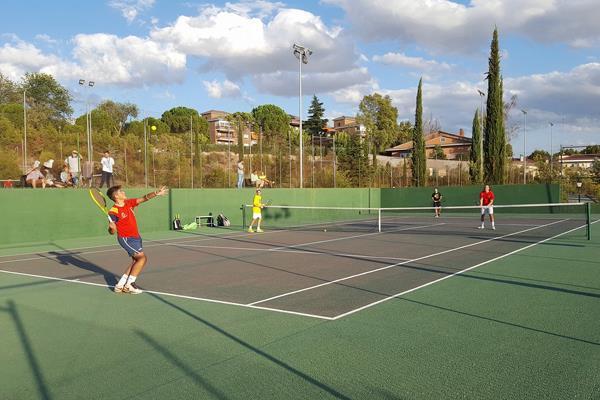 Llega el XVIII Open de Tenis de Villaviciosa de Odón