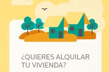 La Empresa Municipal de Vivienda y Suelo promociona el mismo a través del Servicio de Bolsa de Vivienda